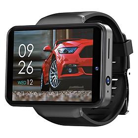 TICWRIS 2.4 Inch Smart Watch 3GB+32GB SIM Card Slot Face & Pattern Unlock 2000mAh Dual Cameras IP67 Waterproof Sport