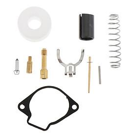Carb Carburetor Repair Kit for 2 Stroke 43CC 47CC 49CC Mini Moto Pocket Bike