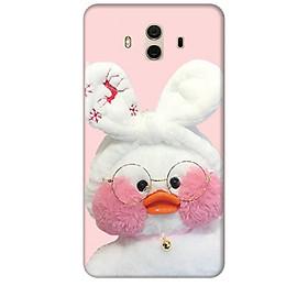 Hình đại diện sản phẩm Ốp lưng dành cho điện thoại Huawei MATE 10 Vịt Con Dễ Thương Mẫu 4