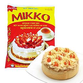 Bột bánh bông lan nướng Mikko 1kg
