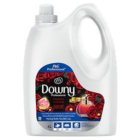 Nước xả vải Downy Hương nước hoa Đam Mê 4L