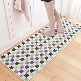 Non Slip Bath Mats Bathroom Mat Rug Carpets for Bathroom Toilet Living Room Bedroom Floor
