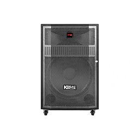 Loa kéo Acnos CB45G Bluetooth, Loa bass 4 Tấc, micro UHF - Chính Hãng Acnos