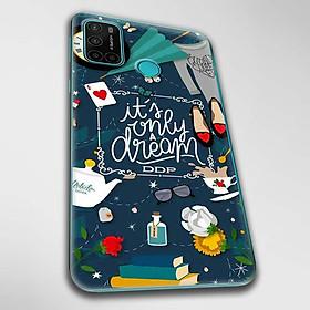 Ốp lưng dành cho Vsmart Joy 4 mẫu Only Dream