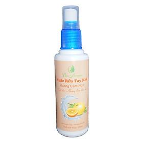 Nước rửa tay khô diệt khuẩn hương cam ngọt (chứa vitamin E) | Bio Aroma