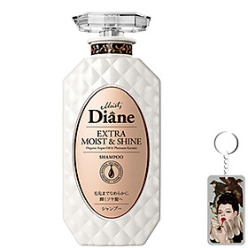 Dầu xả Moist Diane Extra Shine Treatment - Cho tóc khô, xỉn màu, không mượt Hàn Quốc 45ml tặng kèm móc khoá-0