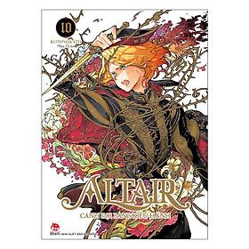 Altair - Cánh Đại Bàng Kiêu Hãnh -  Tập 10