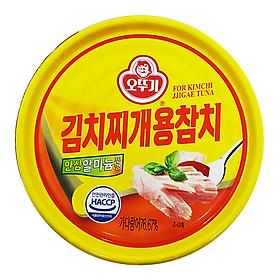 Cá ngừ hộp nấu canh kimchi Ottogi (150g)