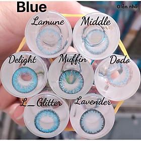 Lens nâu Thailan không độ - sản xuất tại Hàn Quốc