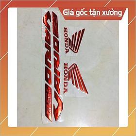 Combo tem logo dành cho Vario 150 và cánh xhim honda đỏ