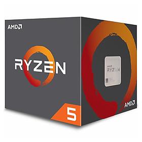 Bộ Vi Xử Lý CPU AMD Ryzen 5 1400 Processor - Hàng Chính Hãng