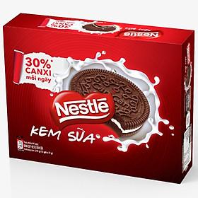 Hộp Bánh Quy Nestle Vị Kem Sữa 12 x 31gr