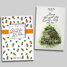 [Download Sách] Combo 2 cuốn: Mong Thế Giới Này Luôn Dịu Dàng Với Em + Mong Em Thật Hung Dữ Cũng Hãy Thật Dịu Dàng