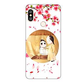 Ốp Lưng Dẻo Diên Hy Công Lược Cho Điện Thoại Xiaomi Redmi Note 5 - Couple Lạc Long