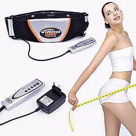 Máy Massage Thư giãn ,Giảm Mỡ Bụng, Đai nóng Vibro shape