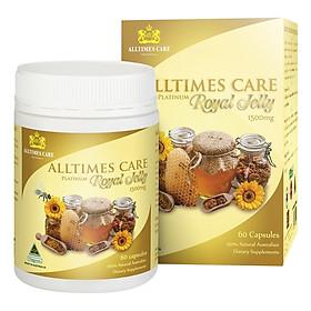 Thực Phẩm bảo vệ sức khỏe Sữa Ong Chúa Alltimes Care (Hộp 60 Viên)