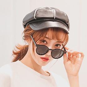 Kính thời trang gọng tròn cực đẹp bảo vệ mắt chống tia UV KM13