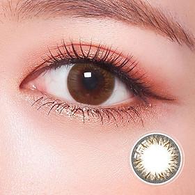 Kính áp tròng Hàn Quốc Clalen Iris dùng 1 ngày màu Latin