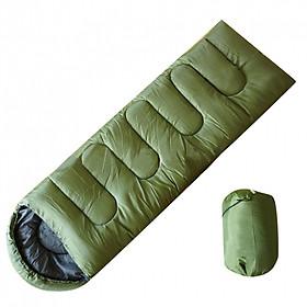 Túi ngủ du lịch dã ngoại (Giao màu ngẫu nhiên)
