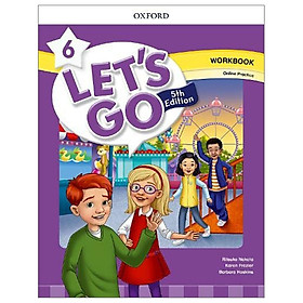 Let's Go: Level 6: Workbook With Online Practice - 5th Edition