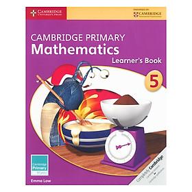 Cambridge Primary Mathematics 5: Learner Book