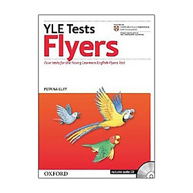 Cambridge Young Learners English Tests Flyers Student's Book and Audio CD Pack