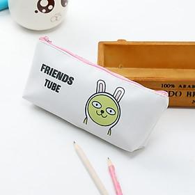 Hộp bút nhựa hoạt hình Kakao Friends - nhiều mẫu