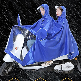 Áo mưa 2 người - Áo mưa đôi 103T
