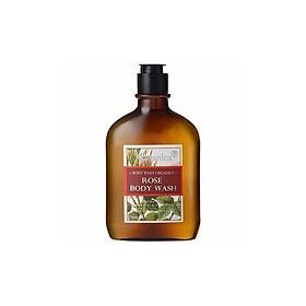 Gel tắm hoa hồng Ausganica Rose Body Wash - 8.5oz/250ML