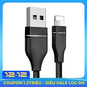 Dây Cáp Sạc Điện Thoại USB Cab Lightning Pro Mark II Chống Rối, Chống Đứt Bền Bỉ DT027