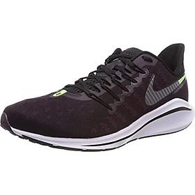 Nike Air Zoom Vomero 14 Mens Running Shoes Burgundy Ash/Atmosphere Grey/Lime Blast/Black 15 M US