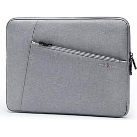 Victoria Traveler Apple Dell Asus laptop bag Macbook 13.3 inch liner bag cover ipad shock absorption storage bag V7016 gray