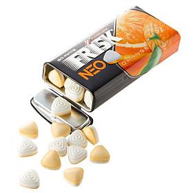 Kẹo ngậm bạc hà Frisk NEO Orange vị Cam (50 viên)