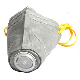 Dog Pet Mask Muzzle Adjustable Strap Anti Fog Anti-gas Anti Dust Secondhand Smoke  3 PCS