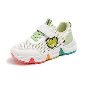 Giày thể thao bé gái hoa cúc cá tính từ 4 - 10 tuổi ETT006