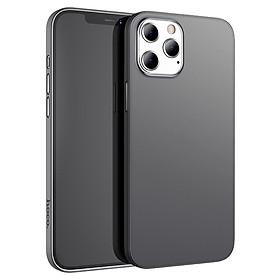 Ốp Lưng Hoco Nhám Siêu Mỏng Cho iPhone 12 mini / iPhone 12 / iPhone 12 Pro / iPhone 12 Promax Hàng Nhập Khẩu