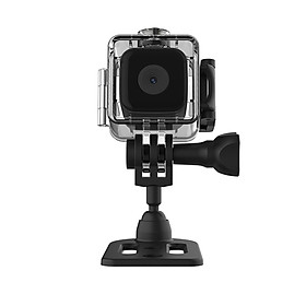 Mini Camera Waterproof Portable Camera Home Security 1080P Camera HD Home Sport Cam Video Camcorder DVR with Night