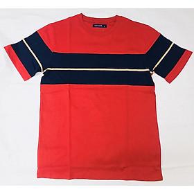 Áo Thun Phông Nam Đẹp Cổ Tròn Tay Lỡ Phom Rộng Oversized Kẻ Sọc Vải 100% Cotton Tự Nhiên  Phong Cách Hàn Quốc Trẻ Trung, Năng Động TUTO5 AT1002