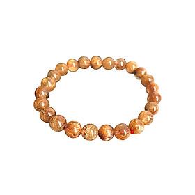 Vòng Đá Thạch Anh Tóc Nâu VIP Ngọc Quý Gemstones TA050