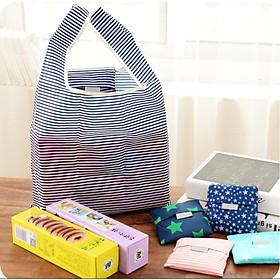 Túi xếp gấp gọn đi chợ đi du lịch