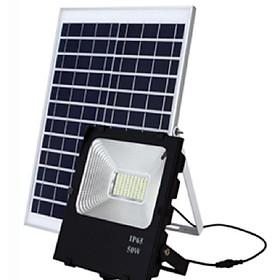 Đèn led pha năng lượng mặt trời 50W