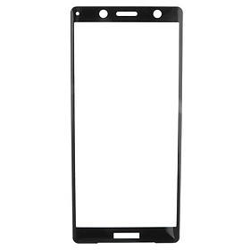 Full Cover Tempered Glass Protective Film For Sony XZ2 Compact