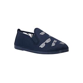 Giày Lười Nữ Flossy W Frenetico Navy