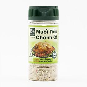 Muối Tiêu Chanh Ớt 50gr Dh Foods