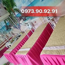 Chiếu Trúc Việt Nam - Chiếu trải giường spa 60 x 1.8m