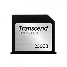 Thẻ nhớ Transcend JetDrive Lite 130 MLC 256GB Storage expansion cards cho MacBook Air 13″ - Hàng Chính Hãng