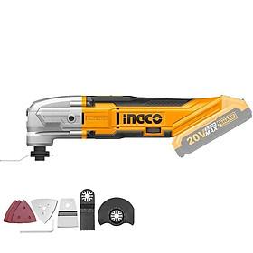 Máy cắt gọc đa năng dùng pin Lithium-Ion 20V( không kèm pin xạc) INGCO - CMLI2001