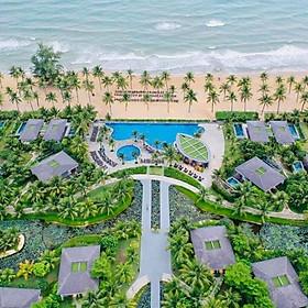 Gói 2N1Đ Novotel Resort 5* Phú Quốc - Áp Dụng 02 Người Lớn Và 02 Trẻ Em Dưới 16 Tuổi