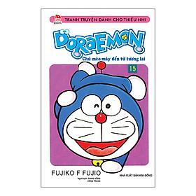 Doraemon - Chú Mèo Máy Đến Từ Tương Lai Tập 15 (Tái Bản 2019)