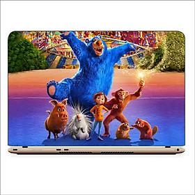 Hình ảnh Mẫu Dán Decal Laptop Mẫu Dán Decal Laptop Mẫu Dán Decal Laptop Cinema - DCLTPR 296